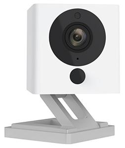 Wyze Cam 1080p HD Indoor Wireless Smart Home Camera with Night Vision 2-Way Aud