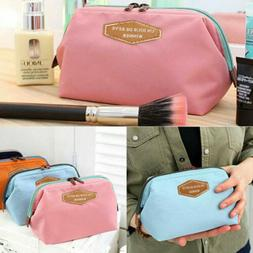 Women Multifunction Travel Cosmetic Bag Makeup Case Pouch To